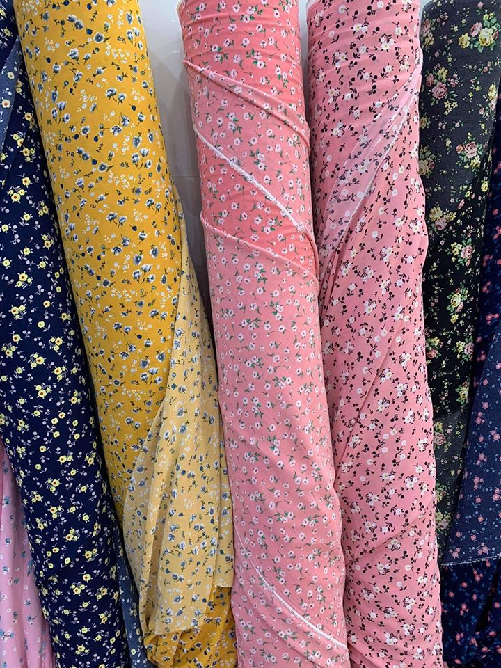 vải lụa hàn châu 1