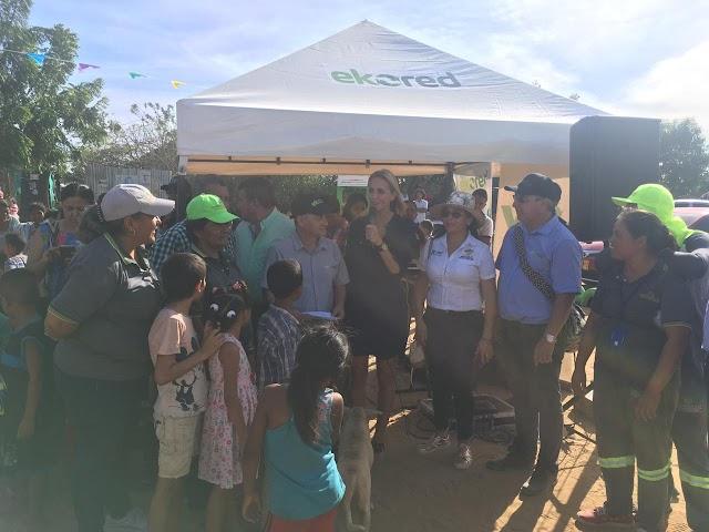 La Economía Circular llegó a La Guajira