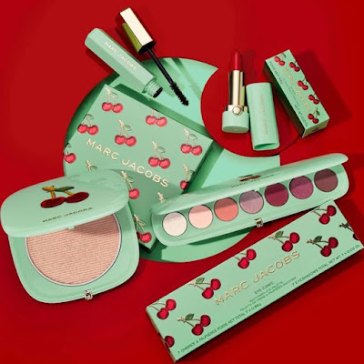Marc Jacobs Very Merry Cherry Collection
