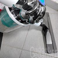 Dyson V6 Mattress mit Parkettdüse