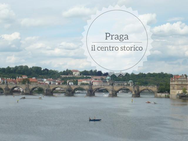 Itinerario nel centro storico di Praga: il ponte Carlo