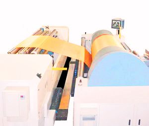 textile warping