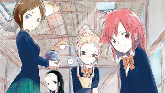 Anime Yakunara Mug Cup Mo revela equipo de producción y voces principales.