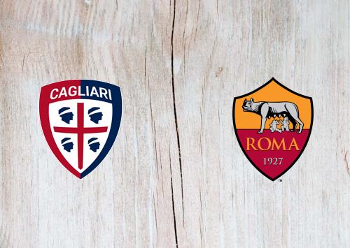 Cagliari vs Roma -Highlights 25 April 2021