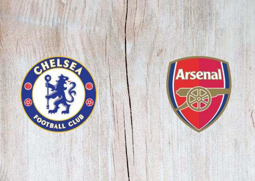 Chelsea vs Arsenal -Highlights 12 May 2021