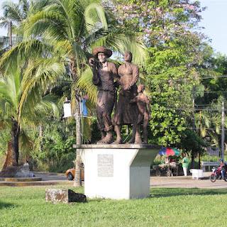 Monumento Los Colonos Florencia Caqueta