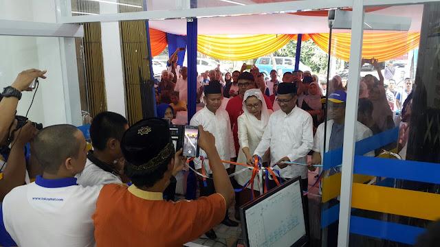 Sukses! TOKOUMAT Bogor Dilaunching Langsung Diserbu Umat