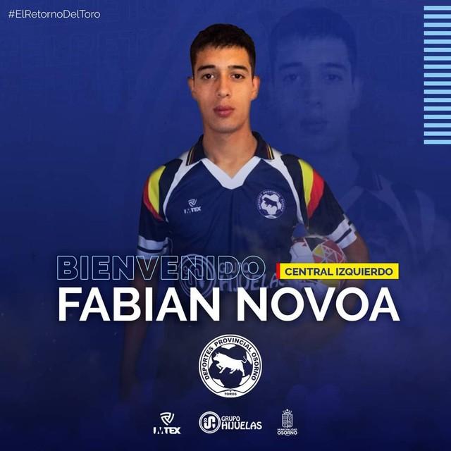 Fabian Novoa en Toros Osorno Podcast 252