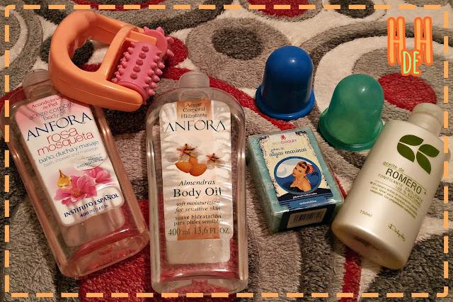 accesorios productos celulitis
