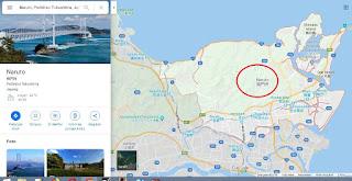 gambar peta lokasi kota naruto