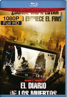 El Diario De Los Muertos [2007] [1080p BRrip] [Latino-Inglés] [GoogleDrive] LaChapelHD