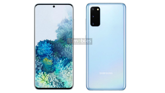 شركة سامسونج تعلن عن فتح صفحة الحجز المسبق رسميا لهواتف سلسلة جالاكسي إس 20 (Galaxy S20).