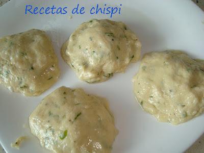 Tortitas De Patatas Y Jamón