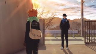 "Hellominju.com : ハイキュー!! アニメ 第4期5話 空腹  (日向翔陽 Shōyō Hinata CV. 村瀬歩)   Haikyuu!! Season4 Ep.5 Haikyuu!! ""Hunger""   Hello Anime !"