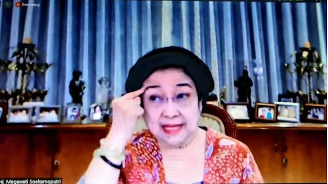Jika Tak Puas Masyarakat Salahkan Pemerintah, Megawati: Enak Saja!