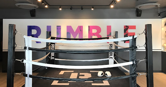 My Experience At Rumble Boxing Calgary