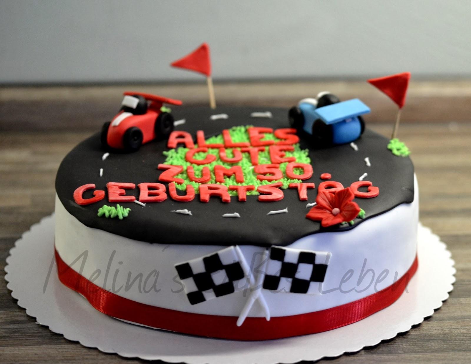 Ferrari Logo Cake
