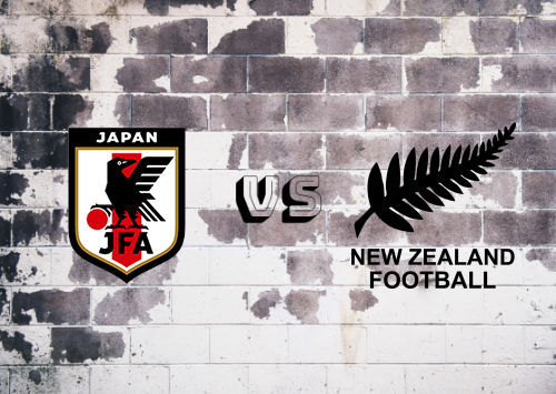 Japan vs New Zealand Resumen
