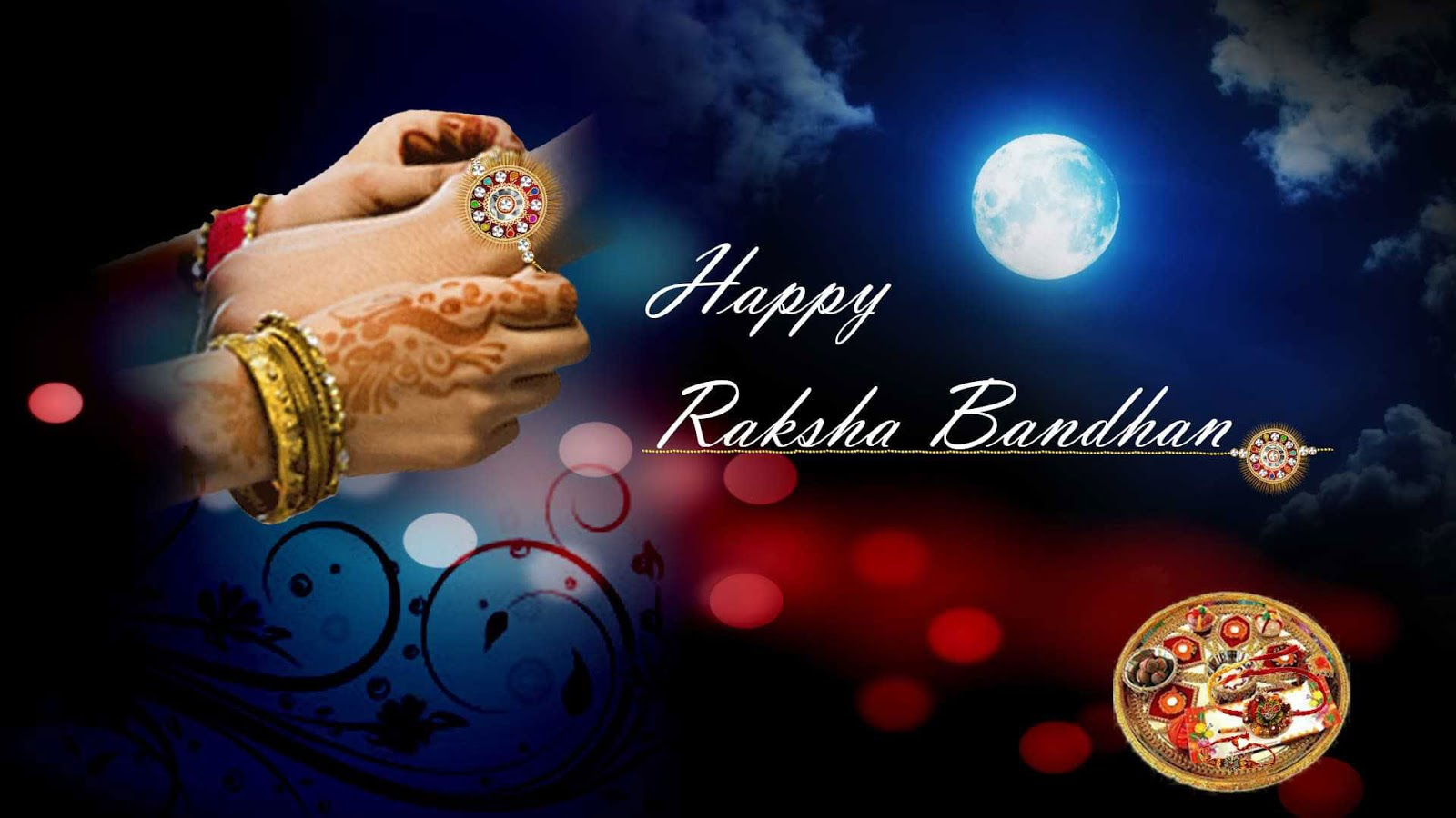 Best Happy Rakhi Raksha Bandhan Image Greetings 2019 Free