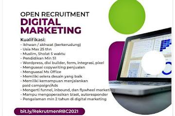Loker Bandung Digital Marketing Rumah Bersalin Cuma-Cuma