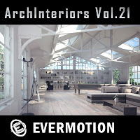 Evermotion Archinteriors vol.21室內3D模型第21季下載