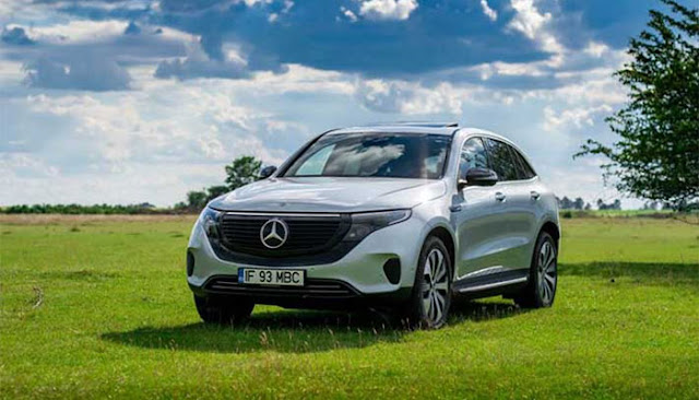 Mercedes Benz EQC: Best Electric Cars to Look Forward to in 2021: eAskme