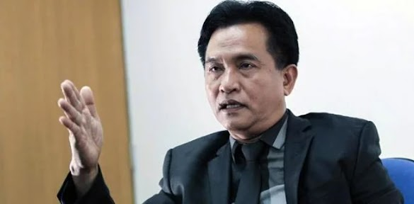 Kata Yusril Jokowi Bisa Terlilit Kasus Besar Dari BLBI