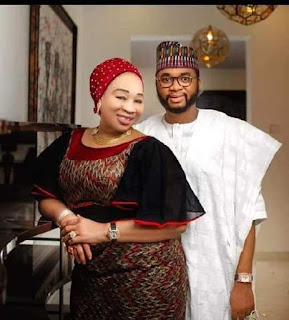 Pre-wedding Photos: Former Taraba State First Lady, Hauwa Suntai Set To Wed Young Millionaire
