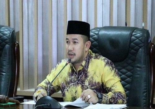 Wakil Ketua DPRD Tanbu H Alpiya Rakhman