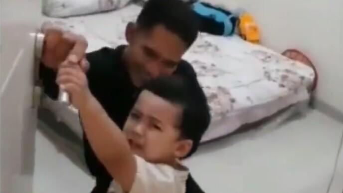 Cerita Istri Kru Nanggala 402: Anak Sempat Kunci Ayahnya di Kamar Supaya Tak Berangkat Bertugas