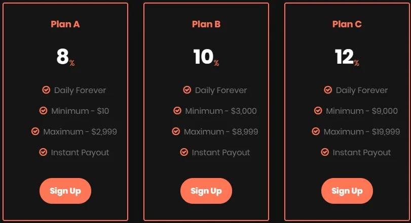 Инвестиционные планы OctoBit