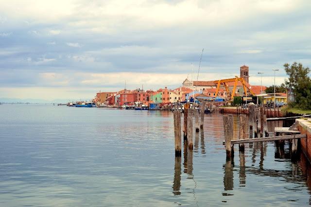 percorsi a piedi laguna di venezia