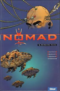 Nomad Tome 1 editions Glénat