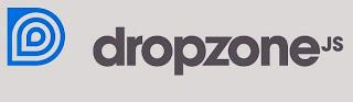 upload gambar dengan dropzone js