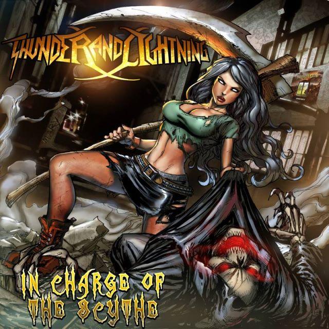 metal album sexy reaper