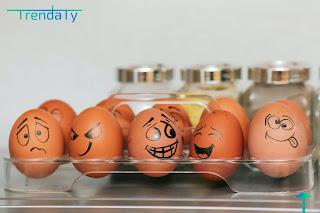 فوائد تناول البيض نيئاً على معدة فارغة