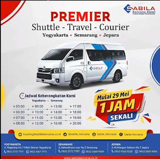 Jadwal Travel Jogja Semarang