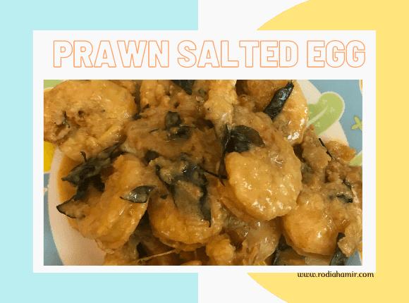 Prawn Salted Egg