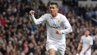 Cristiano Ronaldo y Gareth Bale delanteros del Real Madrid