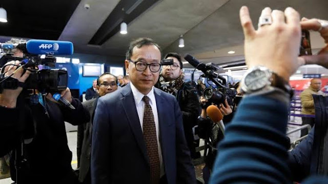 Pemimpin Opisisi Kamboja Berada di Jakarta, Ini Respon Menteri Luar Negeri Indonesia