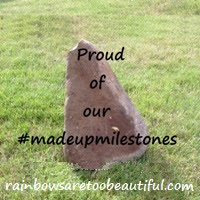 Proud of our #madeupmilestones