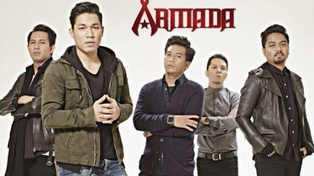 Chord gitar lagu / Kunci gitar lagu Armada - Asal Kau Bahagia