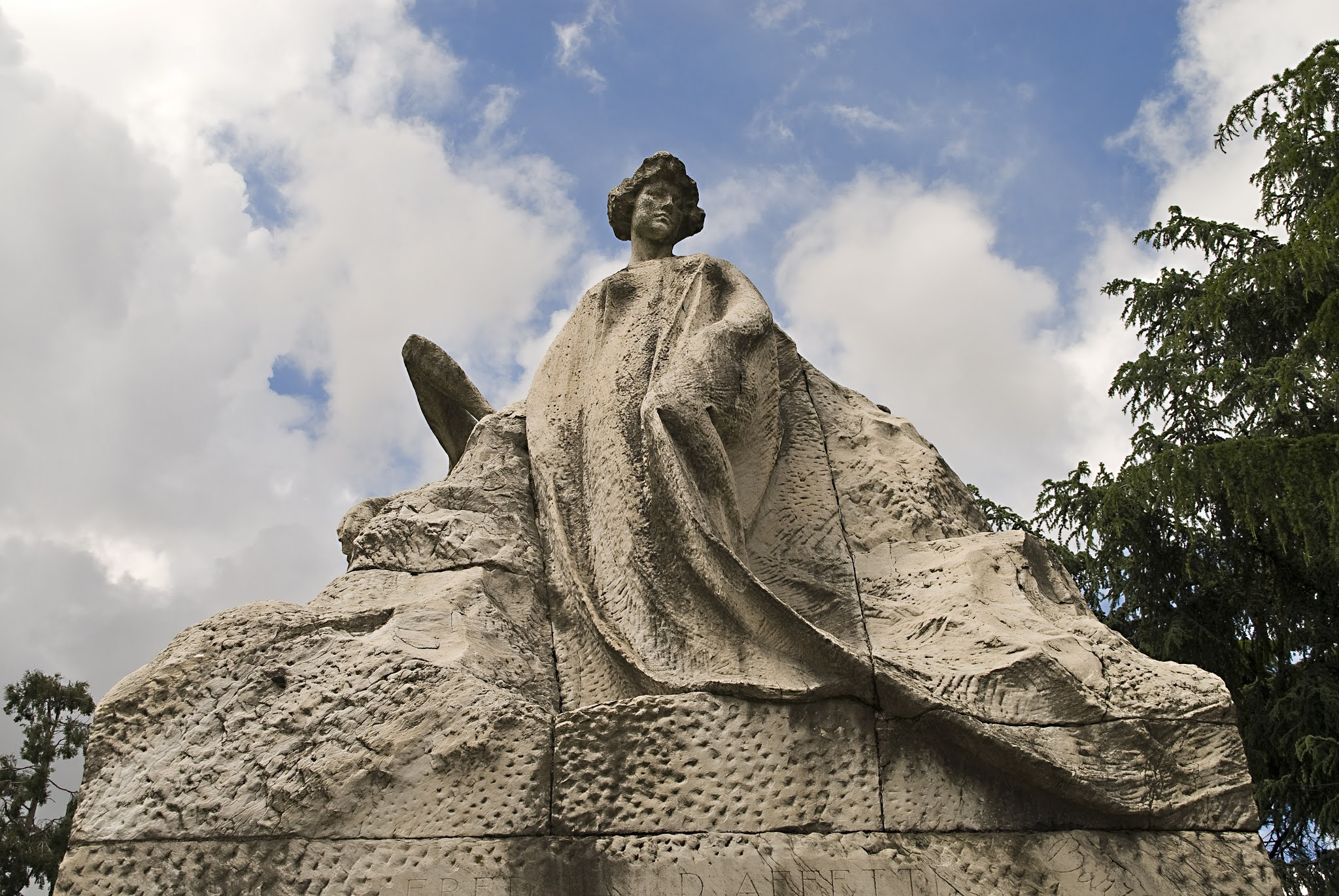 Milan Monumental Cemetery (Milan, Italy)