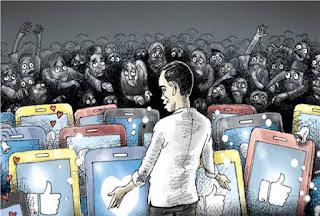Riset Oxford: Buzzer Indonesia Dibayar Rp1-50 Juta Giring Isu
