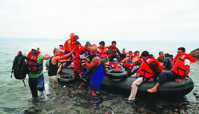 Ο Ερντογάν απειλεί και με τσουνάμι τζιχαντιστών