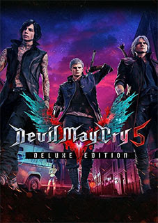 Devil May Cry 5 Deluxe Edition Torrent (PC)