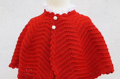 2 - Crochet Imagen Capita a crochet navideña muy facil y rapido por Majovel Crochet
