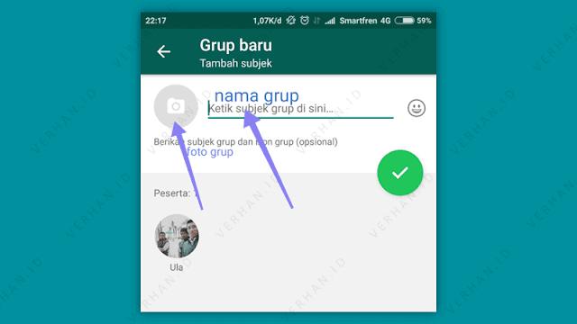 nama grup dan foto grup whatsapp