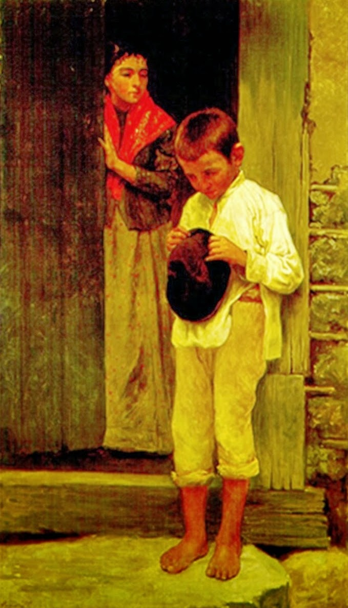 Recado Difícil - Almeida Júnior e suas principais pinturas ~ brasileiro