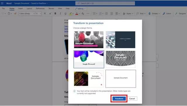 Cara Mengubah Word Menjadi PowerPoint-3